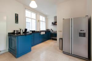 Canal View Apartments Marite, Apartmány  Amsterdam - big - 6
