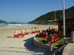 Pousada Mar de Cristal, Affittacamere  Florianópolis - big - 4