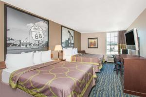 Super 8 by Wyndham Oklahoma City, Hotel  Oklahoma City - big - 33