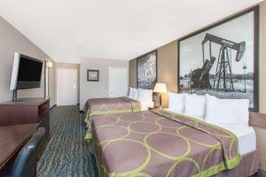 Super 8 by Wyndham Oklahoma City, Hotel  Oklahoma City - big - 27