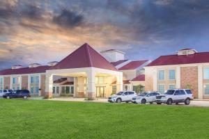 Super 8 by Wyndham Oklahoma City, Hotely  Oklahoma City - big - 40