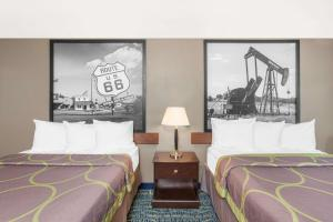 Super 8 by Wyndham Oklahoma City, Hotely  Oklahoma City - big - 39