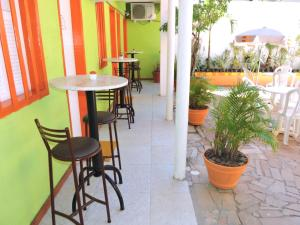 Pousada Bamboo da Barra, Гостевые дома  Сальвадор - big - 37