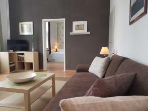 Quartier 29 _ Feriensuiten an der, Апартаменты  Ойтин - big - 12