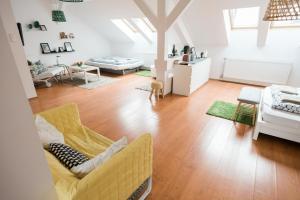 d.FIVE High Light Apartment, Apartmány  Budapešť - big - 21
