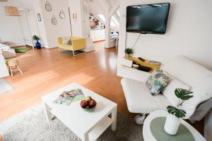 d.FIVE High Light Apartment, Apartmány  Budapešť - big - 22