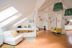 d.FIVE High Light Apartment, Apartmány  Budapešť - big - 13