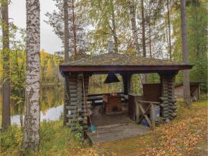 One-Bedroom Apartment in Pellosniemi, Apartments  Kyyrö - big - 18