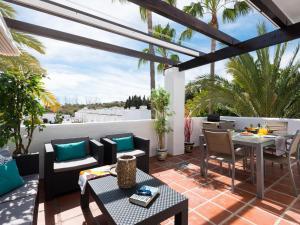 Los Naranjos Duplex, Apartmanok  Marbella - big - 4