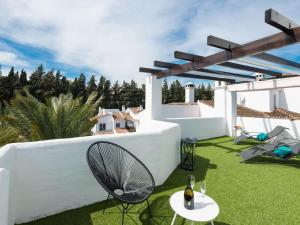 Los Naranjos Duplex, Apartmanok  Marbella - big - 10