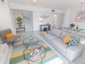 Los Naranjos Duplex, Apartmanok  Marbella - big - 20