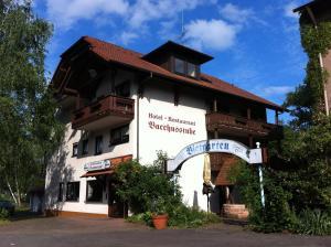 Hotel Bacchusstube garni