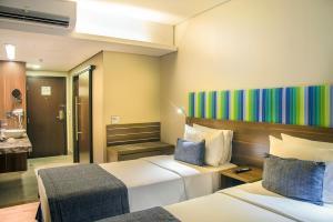 Prodigy Santos Dumont BY GJP, Hotely  Rio de Janeiro - big - 49