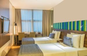 Prodigy Santos Dumont BY GJP, Hotely  Rio de Janeiro - big - 12