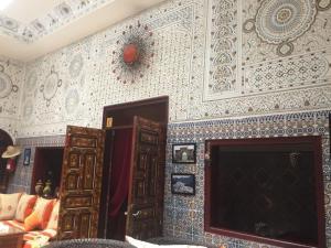 Ryad Bab Berdaine, Riads  Meknès - big - 29
