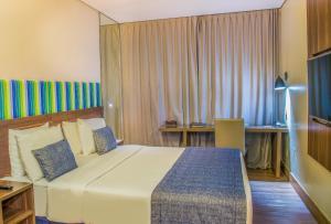 Prodigy Santos Dumont BY GJP, Hotely  Rio de Janeiro - big - 23