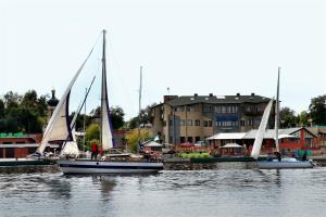 Maxim Marine Yacht Club Hotel, Hotels  Nova Kakhovka - big - 27