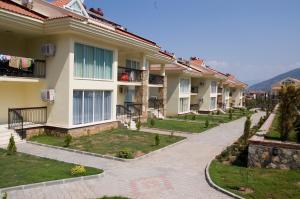 Orka Park Complex, Апартаменты  Олюдениз - big - 96