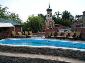 Maxim Marine Yacht Club Hotel, Szállodák  Nova Kahovka - big - 28