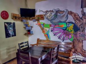 Slow Monkey Hostel, Pensionen  Santa Teresa - big - 19