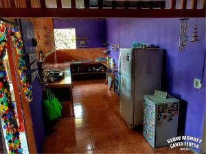 Slow Monkey Hostel, Pensionen  Santa Teresa - big - 33