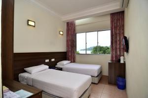 Puteri Bayu Beach Resort, Курортные отели  Пангкор - big - 8