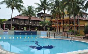 Puteri Bayu Beach Resort, Курортные отели  Пангкор - big - 1