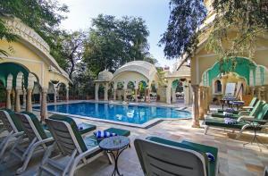 Alsisar Haveli - Heritage Hotel, Hotely  Jaipur - big - 82