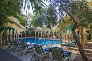 Alsisar Haveli - Heritage Hotel, Hotely  Jaipur - big - 75
