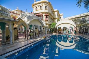 Alsisar Haveli - Heritage Hotel, Hotely  Jaipur - big - 81