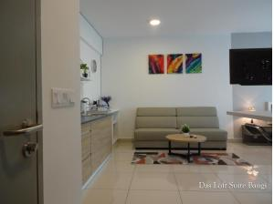 Das Loft Suite Bangi @ Evo Suites, Ferienwohnungen  Kampong Sungai Ramal Dalam - big - 8