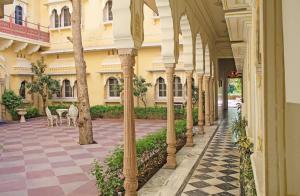 Alsisar Haveli - Heritage Hotel, Hotely  Jaipur - big - 79