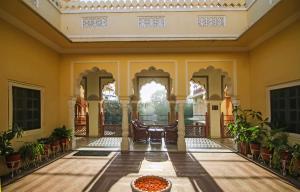 Alsisar Haveli - Heritage Hotel, Hotely  Jaipur - big - 70