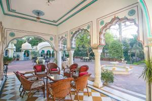 Alsisar Haveli - Heritage Hotel, Hotely  Jaipur - big - 76