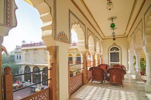 Alsisar Haveli - Heritage Hotel, Hotely  Jaipur - big - 74