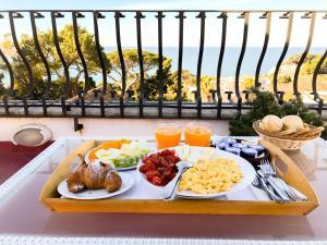 Villa Silia, Apartmanok  Capri - big - 53