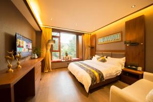 Siji Ruchun Boutique Guesthouse, Pensionen  Lijiang - big - 14