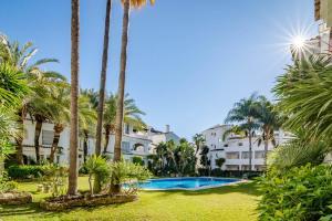 LNM- Los Naranjos de Marbella, Appartamenti  Marbella - big - 6