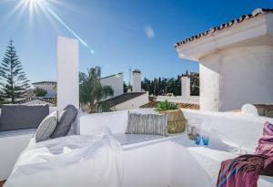 LNM- Los Naranjos de Marbella, Appartamenti  Marbella - big - 10