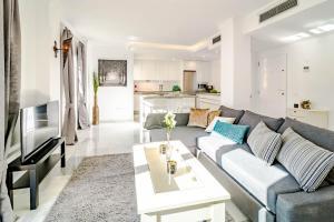 LNM- Los Naranjos de Marbella, Appartamenti  Marbella - big - 14