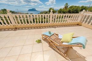 Book It Villa Moraira Nora