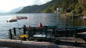 Ferienwohnungen Fischerhaus - direkt am See, Apartmanok  Millstatt - big - 36