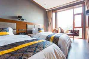 Siji Ruchun Boutique Guesthouse, Pensionen  Lijiang - big - 17