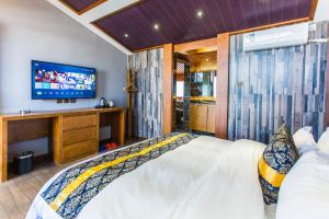 Siji Ruchun Boutique Guesthouse, Pensionen  Lijiang - big - 19