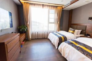 Siji Ruchun Boutique Guesthouse, Pensionen  Lijiang - big - 32