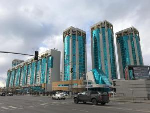 Сдаётся 1ком квартира, Apartmány  Astana - big - 21