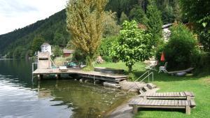 Ferienwohnungen Fischerhaus - direkt am See, Apartmanok  Millstatt - big - 75