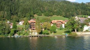 Ferienwohnungen Fischerhaus - direkt am See, Apartmanok  Millstatt - big - 72