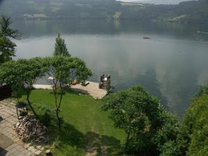 Ferienwohnungen Fischerhaus - direkt am See, Apartmanok  Millstatt - big - 65