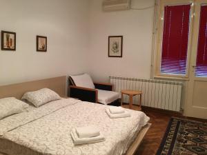 Makedonska 2, Апартаменты  Белград - big - 1